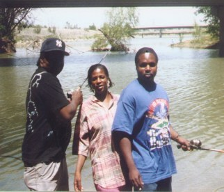 Fishing Trip with Rollin Keith and Reecy